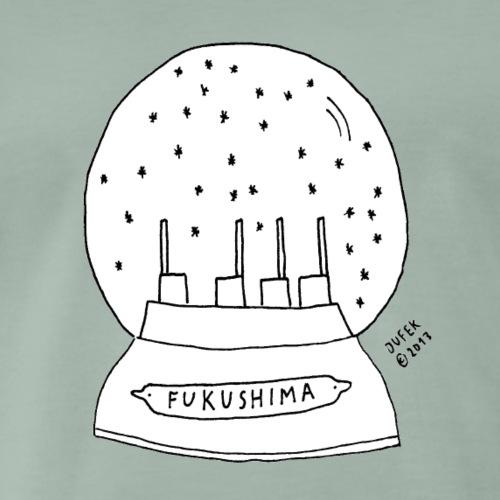 Fukushima - Männer Premium T-Shirt