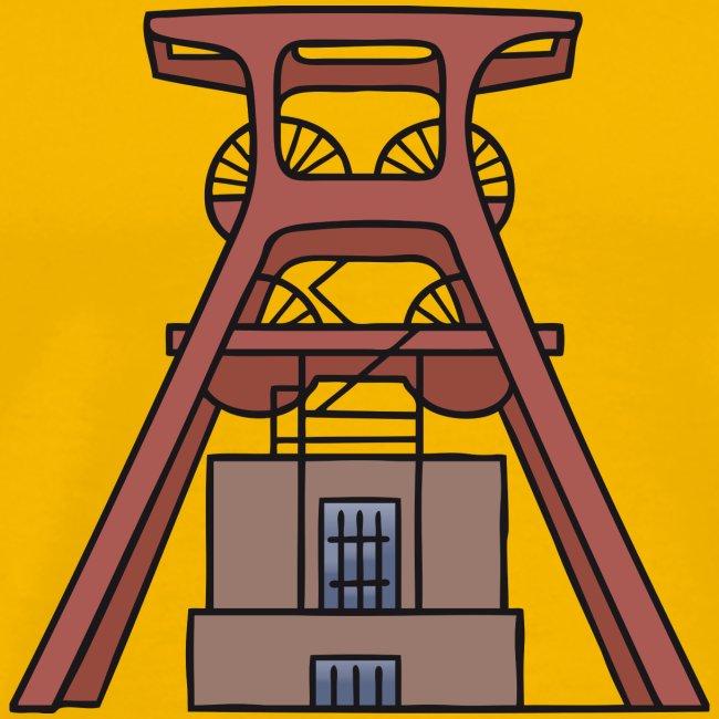 Zeche Zollverein Essen c