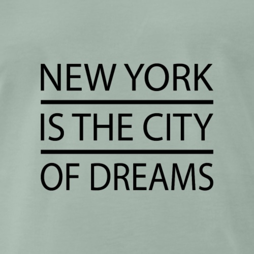 New York City - Maglietta Premium da uomo