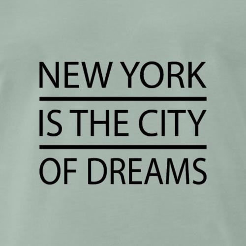 New York City - Men's Premium T-Shirt