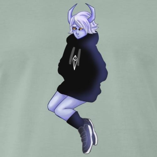 Devil Girl - Men's Premium T-Shirt