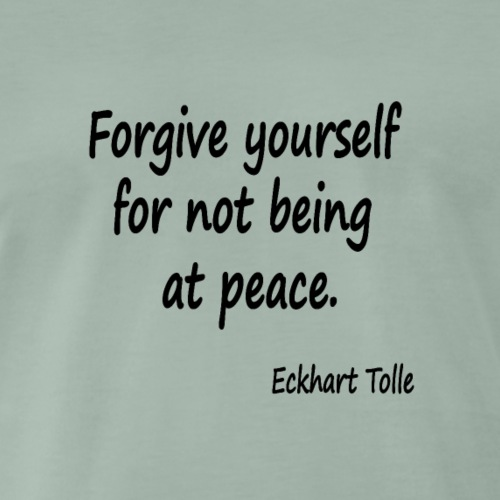 Forgive Yourself - Men's Premium T-Shirt