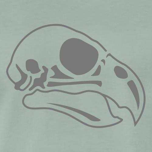 Vogel Totenkopf