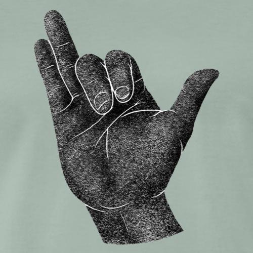 Nasagra Mudra Hand Gesture