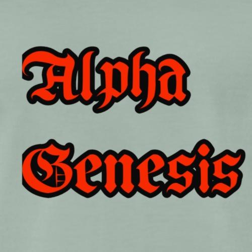 Alpha GS - Männer Premium T-Shirt