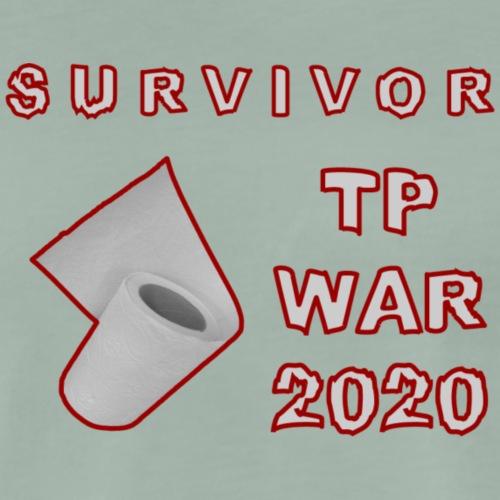 Survivor TP WAR 2020 - Männer Premium T-Shirt