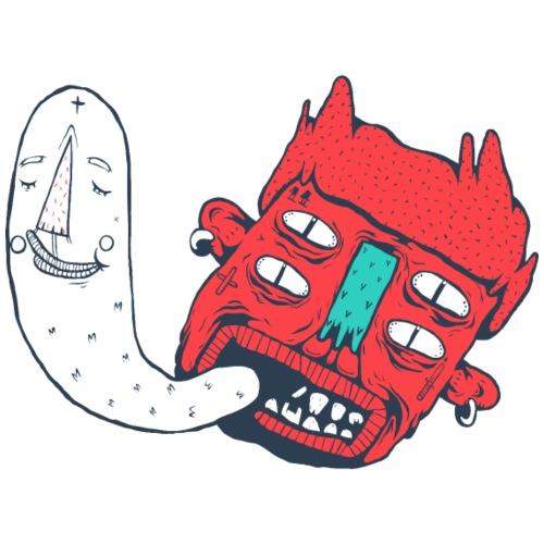 SLIGHTLY SMOKED - T-shirt Premium Homme