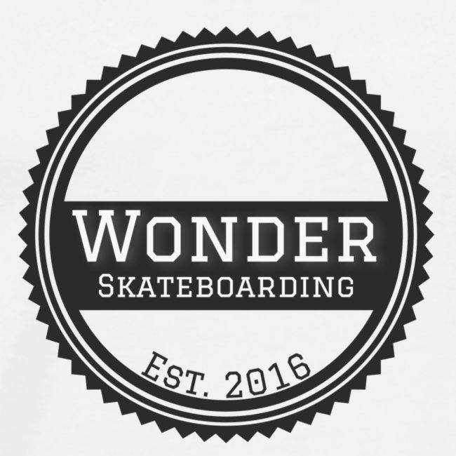 Wonder Longsleeve - round logo