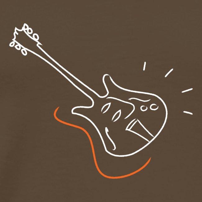 Jazzy life - Guitar