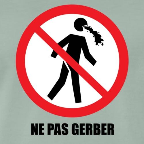 Ne Pas Gerber - T-shirt Premium Homme