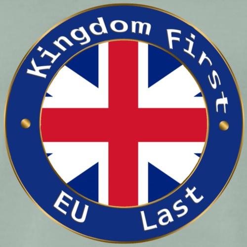 Kingdom First - Men's Premium T-Shirt