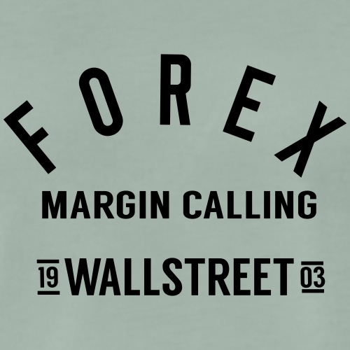 Forex-margin calling - Men's Premium T-Shirt
