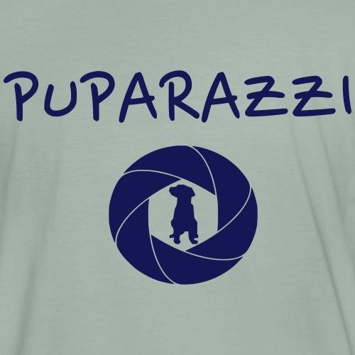 Puparazzi /Paparazzi - Hunde-Fotograf Geschenkidee - Männer Premium T-Shirt
