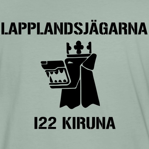 I22 KIRUNA - Premium-T-shirt herr