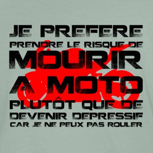 Plutot mourir - T-shirt Premium Homme