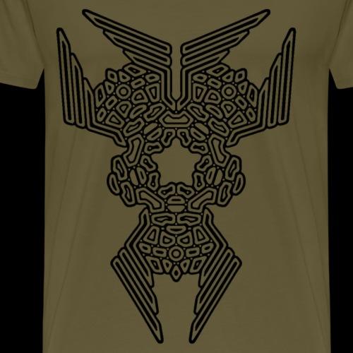 RF217SEGBLACK - Men's Premium T-Shirt
