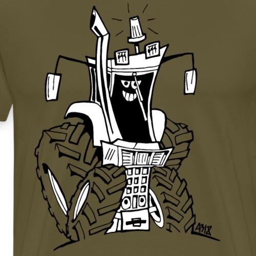 case 856XL - Mannen Premium T-shirt