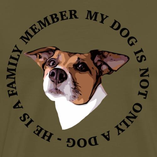 famili member - Männer Premium T-Shirt