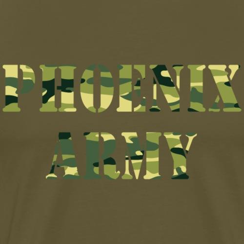 Phoenix Army - T-shirt Premium Homme