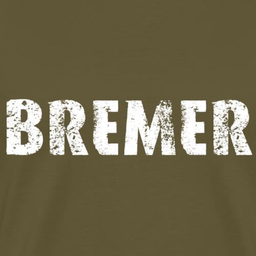 2532 Bremer - Männer Premium T-Shirt