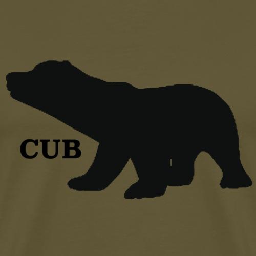 Bear Cub - Men's Premium T-Shirt