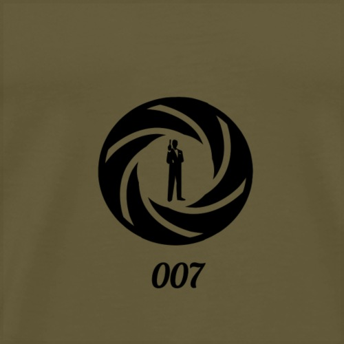 007 - Männer Premium T-Shirt