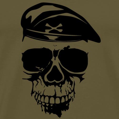 Skull1 - Männer Premium T-Shirt