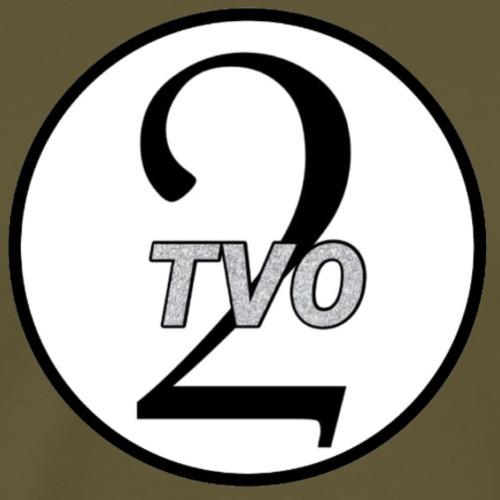 TVO2 - Premium-T-shirt herr