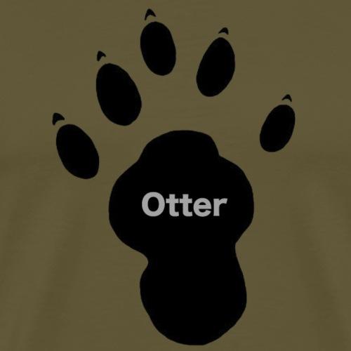 Otter Paw - Men's Premium T-Shirt