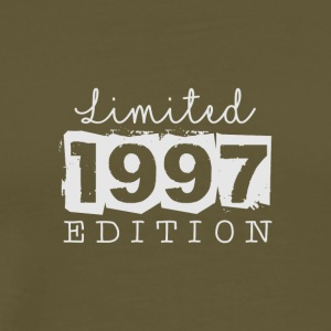 LIMITED EDITION 1997 - Mannen Premium T-shirt