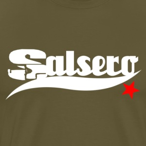 Salsero Red Star Edition - Chemises de nuit - T-shirt Premium Homme