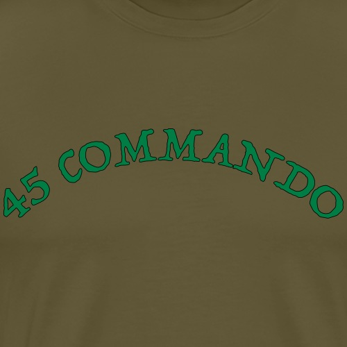 45 Commando - Men's Premium T-Shirt