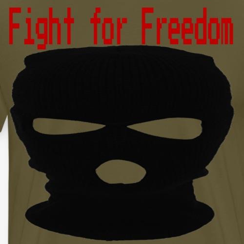 Fight for Freedom 2K19 - Männer Premium T-Shirt