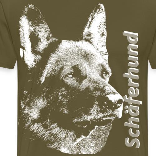 Schaeferhund,Schäferhunde,Hundesport,Kreativ,cool - Männer Premium T-Shirt
