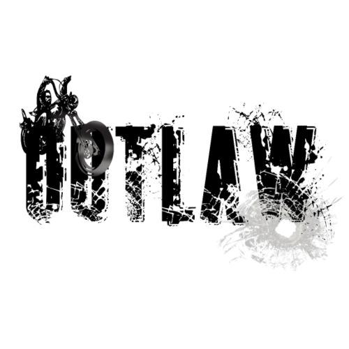 Outlaw - Herre premium T-shirt