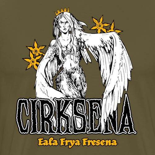 Ostfriesland Häuptlinge Cirksena - Männer Premium T-Shirt