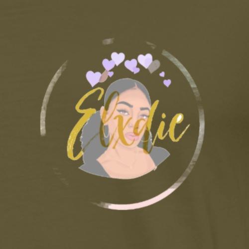 Elxdie - 1re collection (Logo fille) - T-shirt Premium Homme