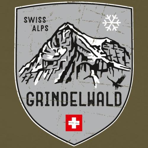 Grindelwald Switzerland coat of arms