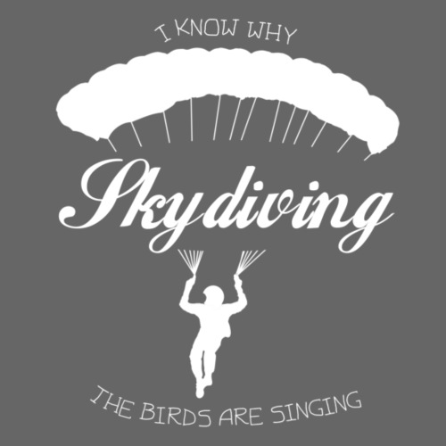 Vintage Skydiver - Männer Premium T-Shirt