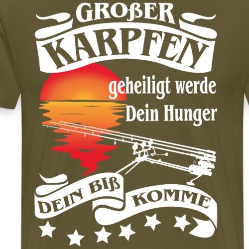 Großer Karpfen - Männer Premium T-Shirt