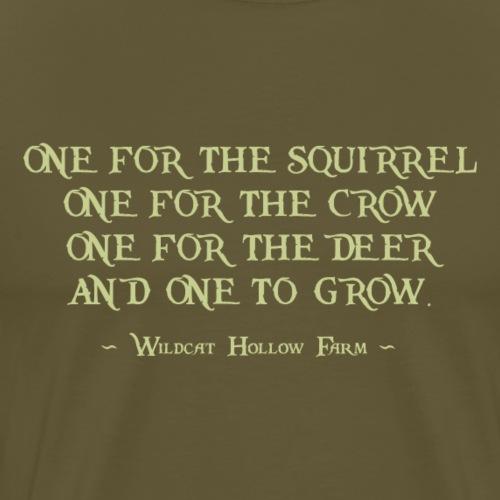 rule of 4 - Männer Premium T-Shirt
