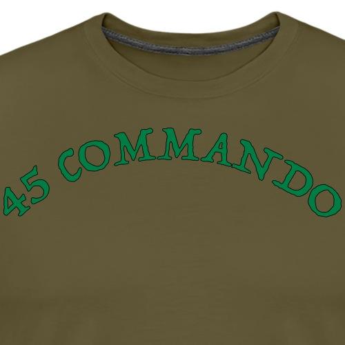 45 Commando - Men's Premium T-Shirt
