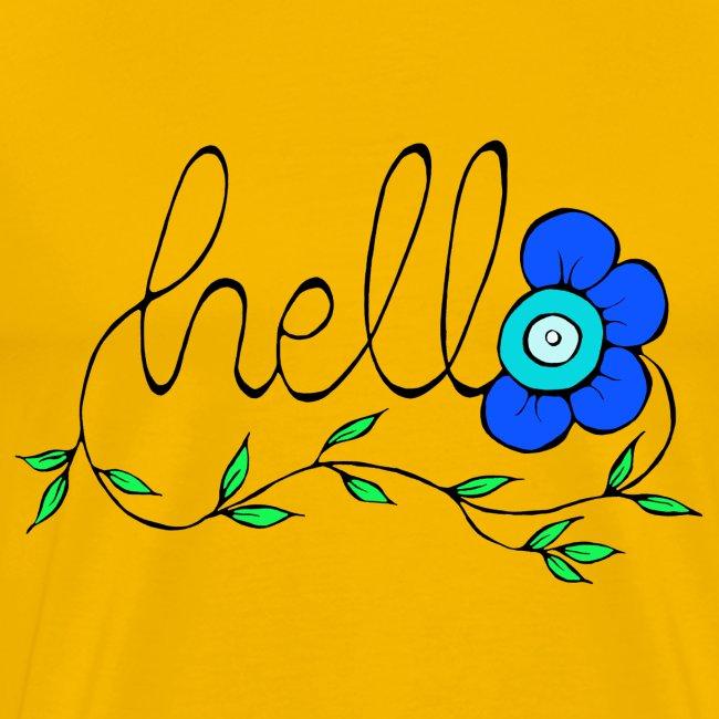 Hello Blume.