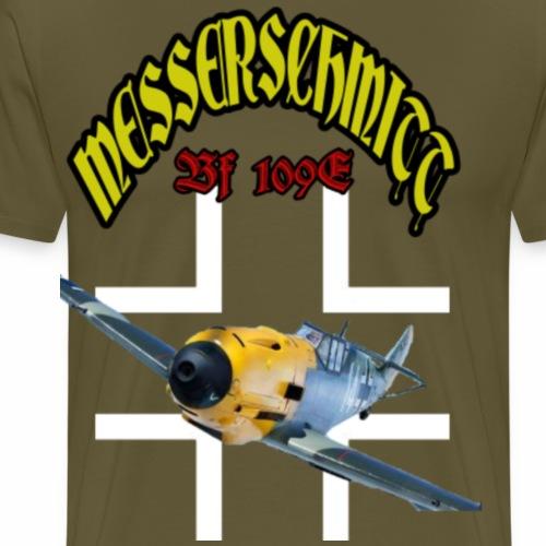Bf 109E - Männer Premium T-Shirt