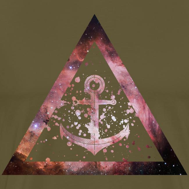 Galaxy Anchor Geometry Triangle