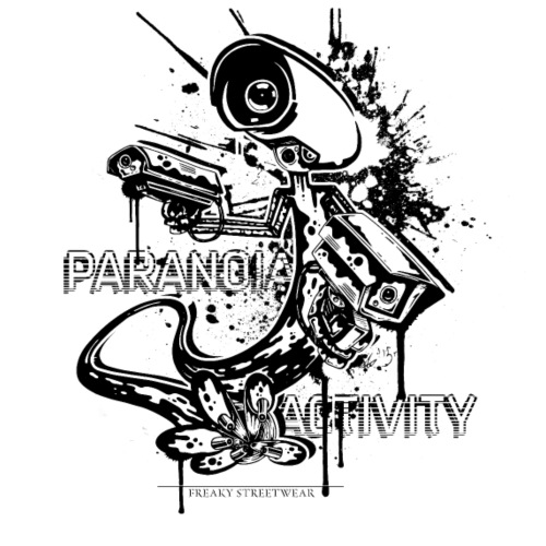 Paranoia Activity - Männer Premium T-Shirt