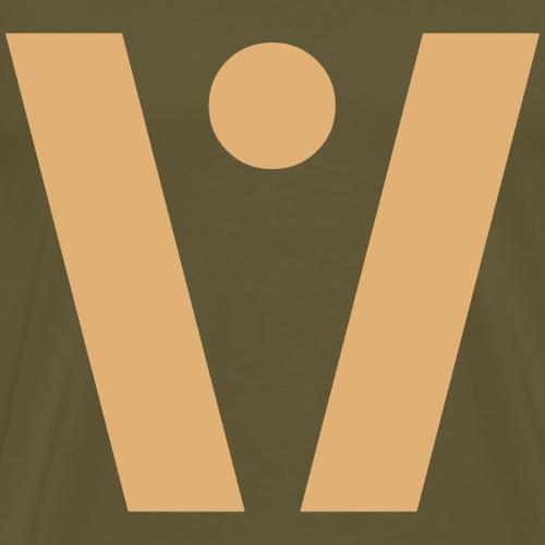 VAG*NA - Premium-T-shirt herr