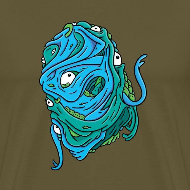 Floating Blobman
