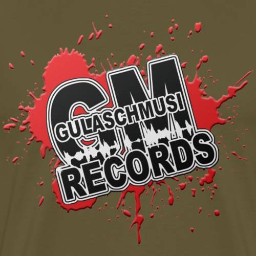 Gulaschmusi Records - Männer Premium T-Shirt