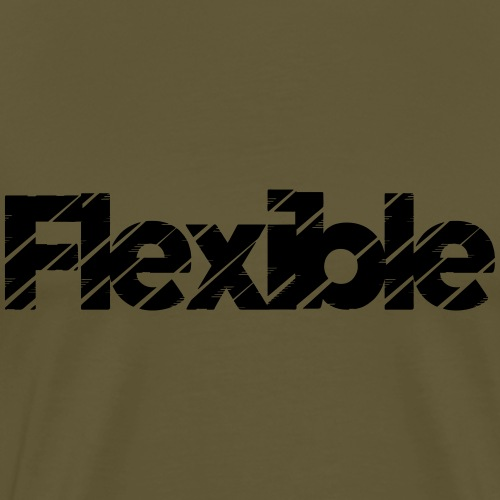 Flexible - Männer Premium T-Shirt